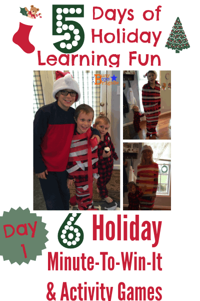 holiday learning fun games