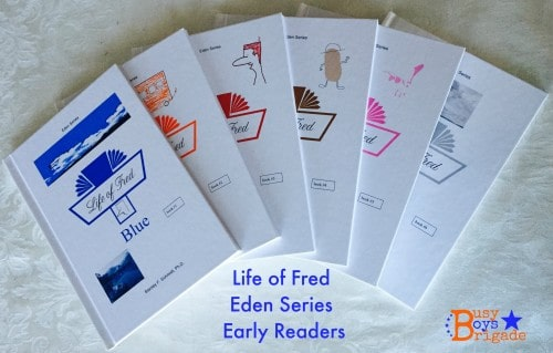 life of fred early readers
