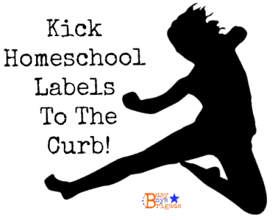 homeschool comparisons kick labels