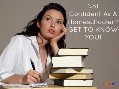 Do you struggle with confidence as a homeschooler? Get to know you through your personality type.