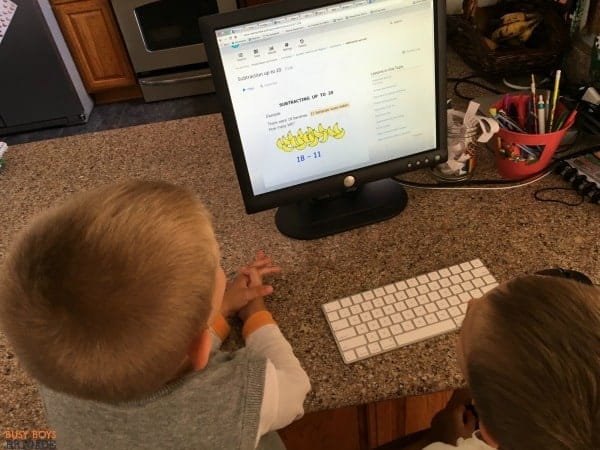 CTC Math is an affordable online resource for large homeschool families. Find out more about this effective program here!