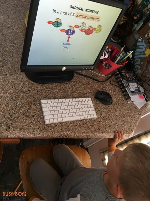 CTC Math is an excellent online math option for large homeschool families.