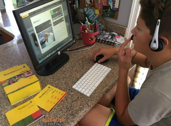 Find out why Rosetta Stone Homeschool French is an amazingly effective way for your kids to learn a foreign language.