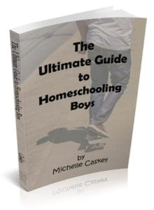 The Ultimate Guide To Homeschooling Your Boys is a wonderful resource for homeschool professional development.