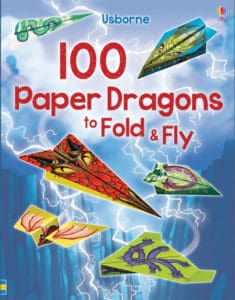 Paper airplanes can be used in a variety of ways to add fun to homeschool math.
