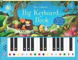 Keyboard books are fun additions to your homeschool.