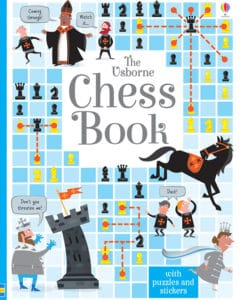 The Usborne Chess Book is a great way to introduce and teach your kids about the fun game.