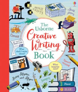 Creative writing is a fantastic way to have learning fun in your homeschool.