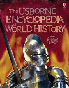 Usborne internet-linked encyclopedias are engaging and fun for your homeschool.