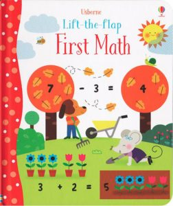 Lift-the-flap books can add a lot of learning fun to your homeschool math.