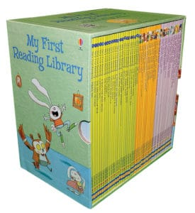 My First Reading Library is a fun way to help your early readers.