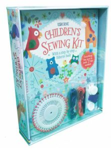 A children's sewing kit can be a fantastic gift for young craft lovers.