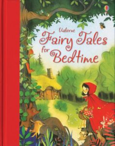 Fairy Tales for Bedtime by Usborne is a fantastic resource to help you celebrate Tell a Fairy Tale Day!