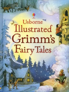 Usborne Illustrated Grimm's Fairy Tales is a wonderful resource to help celebrate Fairy Tale Day.