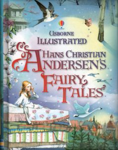 This Usborne book for Hans Christian Andersen's Fairy Tales is a great way to celebrate Tell A Fairy Tale Day.